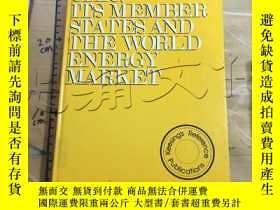 二手書博民逛書店OPEC,罕見its member states and the