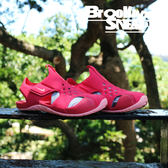 NIKE SUNRAY PROTECT 2(TD) 小童 包覆式涼鞋 桃紅 (布魯克林) 2018/7月 943829600