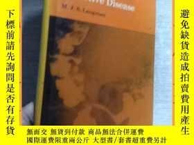 二手書博民逛書店英文書罕見the epidemiology of chronic digestive disease 慢性消化道疾