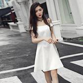 洋裝 性感 韓版 小禮服