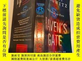 二手書博民逛書店Raven s罕見gate 烏鴉之門Y200392