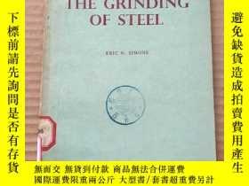 二手書博民逛書店the罕見grinding of steel(P707)Y173412