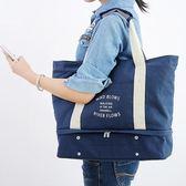 年末鉅惠 可套拉桿箱的旅行包手提行李袋折疊包便攜旅行袋拉桿箱包收納包