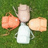 超輕後背包男女學生戶外旅游旅行背包折疊運動包便攜登山動物圖案【元氣少女】