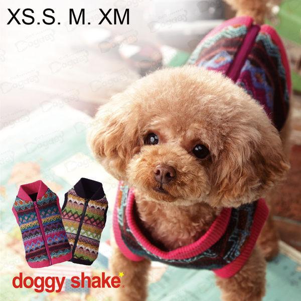 日本《Doggy Shake》彩色針織背心 XS/S/M/XM 狗狗發熱衣 狗衣服 冬衣