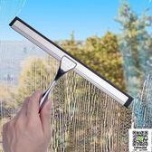 擦窗器 飛勒玻璃刮水器家用304不銹鋼擦窗擦玻璃器玻璃刷浴室瓷磚地板 宜品