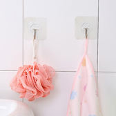 ✭米菈生活館✭【F55-1】超強力吸盤黏貼掛鉤 廚房 衛浴 懸掛 黏貼 壁掛 裝飾 收納 門背 櫥櫃 免釘