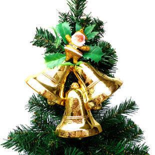 聖誕大鈴鐺掛件 三套價