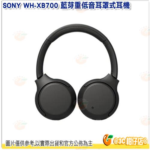 SONY WH-XB700 藍芽重低音耳罩式耳機 EXTRA BASS 系列 耳罩式耳機 公司貨