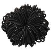 成人新頭飾黑色頭繩發圈扎頭發橡皮筋