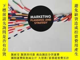 二手書博民逛書店Marketing:Planning罕見and strategy