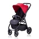 德國 ABC Design OKINI auto 嬰兒手推車-莓果紅(隨機送-蚊帳/雨罩 其一)