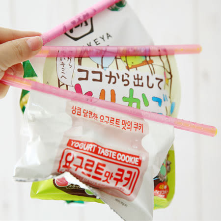 多功能食品密封棒 密封夾 保鮮 防氧化 封口 防潮