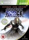 XBOX 360 星際大戰:原力對決 終極西斯大帝完整版Star wars 釋放 解放 Force Unleashed