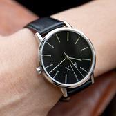 A/X Armani Exchange 亞曼尼 AX2703 簡約時尚黑錶帶精品腕錶 熱賣中!