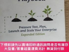 二手書博民逛書店The罕見Social Entrepreneur s Playbook, Expanded Edition Pre