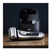 Braun Series 9 電動刮鬍刀 9290cc Wet Dry Electric Shaver with Clean Station [2美國直購]