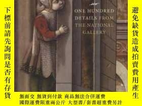 二手書博民逛書店One罕見Hundred Details From The National GalleryY255562 K
