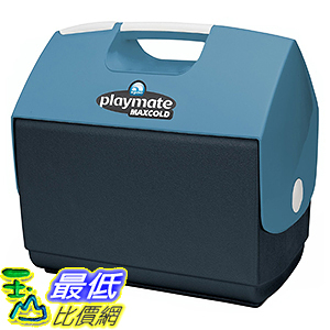 [美國直購] Igloo 32122 保冷箱/提籃 Playmate Elite 16 quart MaxCold Personal Cooler