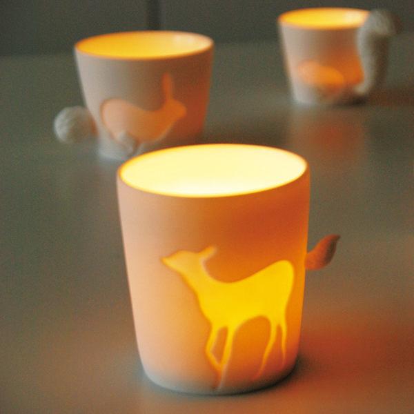 日本KINTO Mugtail 童話動物杯(鹿)《WUZ屋子》