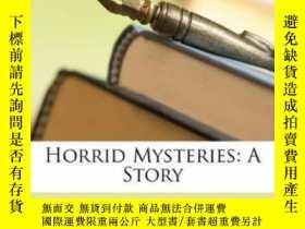 二手書博民逛書店Horrid罕見MysteriesY364682 Grosse, Carl Nabu Press 出版200