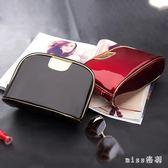 便攜化妝包 大容量韓國可愛簡約洗漱包小號手拿式旅行化妝品收納包 js15152『miss洛羽』
