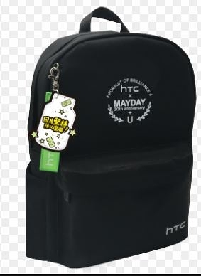 HTC X MAYDAY 五月天 夢想背包 後背雙肩 減壓透氣設