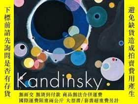 二手書博民逛書店Kandinsky.罕見L exposition. The Ex