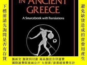 二手書博民逛書店Sport罕見& Recreation In Ancient GreeceY364682 Waldo E. S