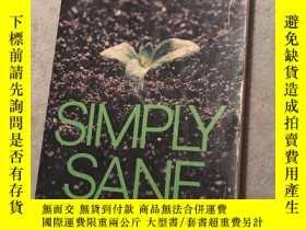 二手書博民逛書店【罕見孤本】正能量Simply Sane(增補本)Y186362