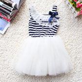 夏季童裙女童連身裙嬰兒裙子連身裙