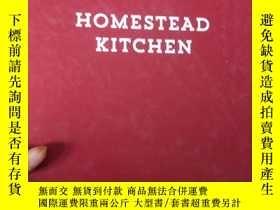 二手書博民逛書店HOMESTEAD罕見KITCHENY15389