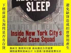 二手書博民逛書店The罕見RESTLESS SLEEP躁動的睡眠Y335167 閱圖 閱圖