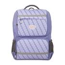 IMPACT 怡寶 成長型 輕量護脊書包 炫彩菱紋系列 紫色 IM00368 IM00368PL