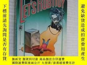 二手書博民逛書店Let s罕見Rob Roy 三面刷黃Y146810 Gabri