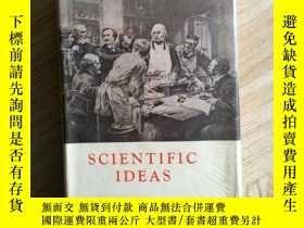 二手書博民逛書店THE罕見GROWTH OF SCIENTIFIC IDEAS(