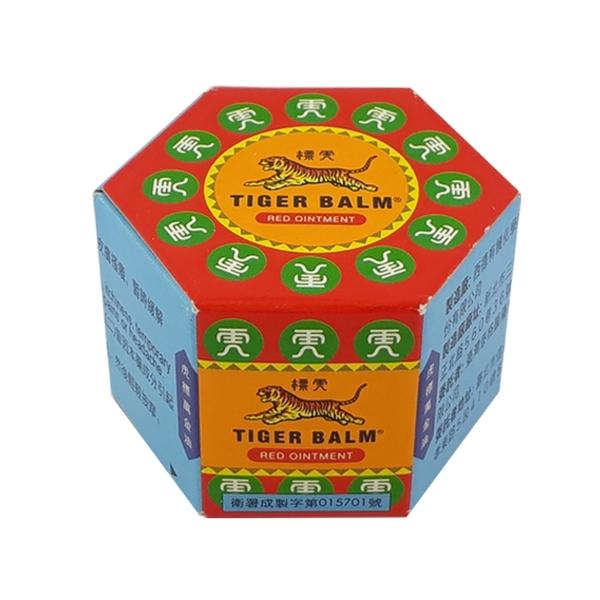 虎標萬金油軟膏 10g(白/紅) 乙類成藥 合法藥商 皮膚癢 蚊蟲咬 舒緩痠痛