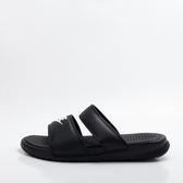 NIKE   BENASSI DUO ULTRA SLIDE 二條帶 運動拖鞋-黑 819717010