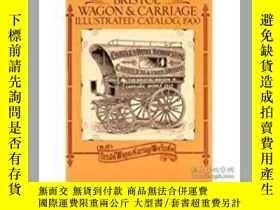 二手書博民逛書店Bristol罕見Wagon & Carriage Illust