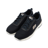 SKECHERS FLEX ADVANTAGE 3.0 綁帶運動鞋 黑白 52956NVBK 男鞋