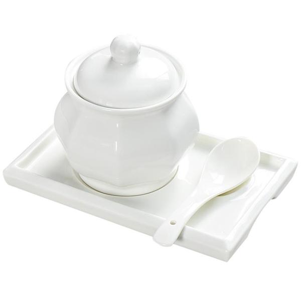 陶祥匯酒店用品中式陶瓷餐具佛跳墻專用位上燉盅碗帶