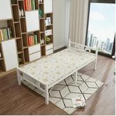 加固折疊床家用單人床雙人床午睡辦公室午休床木板床出租房簡易床