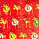 禮品包裝-聖誕節(紅色)
