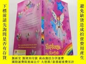 二手書博民逛書店Stephanie罕見the Starfish Fairy海洋仙子Y212829