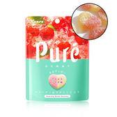 日本 KANRO 甘樂 Pure西印度櫻桃汽水軟糖 56g ◆86小舖 ◆
