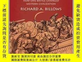 二手書博民逛書店Marathon罕見: How One Battle Changed Western Civilization馬拉