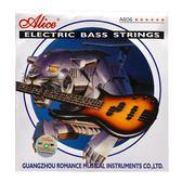 小叮噹的店- BASS弦 四弦電貝斯弦 ALICE A606-4M 貝司/貝士弦