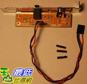 [美國直購 ShopUSA] SPDIF的RCA電纜支架板  SPDIF RCA Out Plate Cable Bracket $909