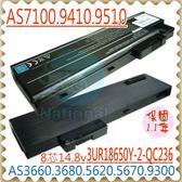 ACER 電池-宏碁 電池- ASPIRE 7000, 7100,7110,9300,BT.T5003,LIP-4084QUPCSY6,BT.00404.004,916C3020