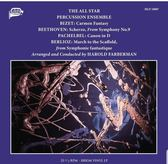 【停看聽音響唱片】【黑膠LP】哈洛.法柏漢:明星打擊樂 (180克LP)